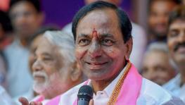 Is KCR Looking for Win-Win Situation?