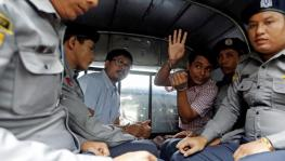 Jailed Reuters Journalists Freed in Myanmar