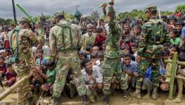 Soldiers who Massacred Rohingyas Freed from Prison