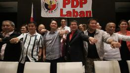 Duterte's PDP - Laban is slated to win the most number of seats in the House of Representatives.