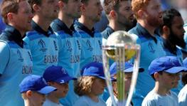 England cricket team at the ICC World Cup 2019