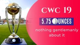 5.75 Ounces, Newsclick's ICC Cricket World Cup weekly show