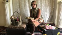 Female Kashmiri Entrepreneur
