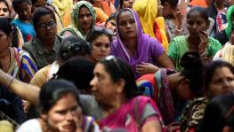 unemployed women in india