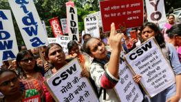 AIDWA Demands Stricter Punishment for Convicted Cops in Kathua Case