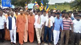 Gundlupet Attack: Dalit Activists Embrace Buddhism in Protest Gathering