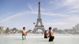 Deadly Heatwave Roasts Europe; Mercury Tops 45C in France