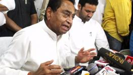 Kamal Nath's government is facing a crisis due to unscheduled power cuts in the state.