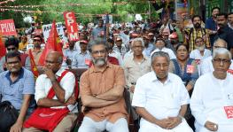 Left Parties Slam Govt