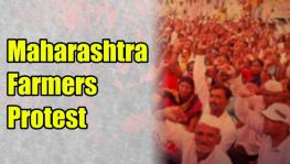 Maharashtra Farmers on Road Once Again