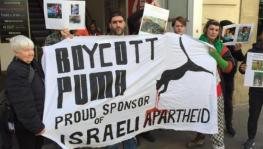 Palestinians Launch Campaign to Boycott Puma Over Israeli Sponsorship