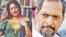 Actor Tanushree Dutta & Nana Patekar