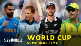 ICC World Cup 2019 semifinals preview