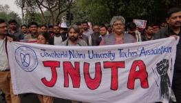 JNU Issues Chargesheet to 48 Teachers for Last Year's Protest, Teachers Argue it Defies MHRD
