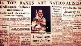 50 years of Nationalisation of Banks in India