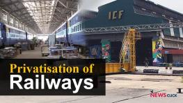 Privatising Railway Production