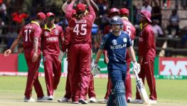 Scotland vs West India's ICC Cricket world Cup qualifier held in 2018