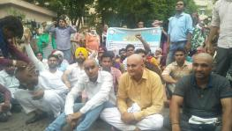 Haryana: Vocational Teachers Protest Against Private