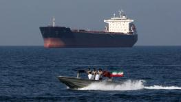 Iran-US-UK Oil Tankers