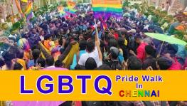 LGBTQ Pride Walk in Chennai