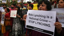 Protests by MLAs and MLCs in Bihar Assembly over Mob Lynchings