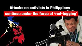 Attacks on Activists in Philippines Continue Under the Farce of 'Red-Tagging'