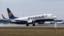 Ryanair pilots in the UK Go On Strike for Better Pay and Work Conditions