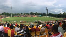 East Bengal vs Army Red 2019 Durand Cup match