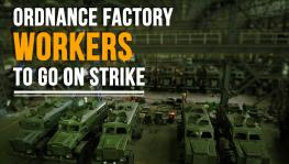 Ordnance Factory Workers