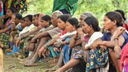 Odisha: Adivasi Protesting Against