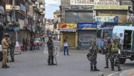 Tension Simmering in Jammu