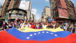 Trump escalates sanctions against Venezuela to full-fledged embargo