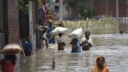 Bihar: Heavy Rainfall Throws