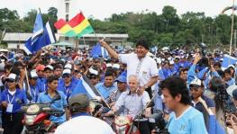 Opinion Poll Predicts Victory for Evo Morales
