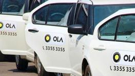 Ola-Uber Strike in Bangalore on September 30.