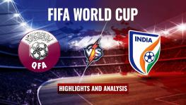 Qatar vs India FIFA World Cup qualifier football review and analysis