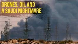 Attacks on Aramco Oil Facilities