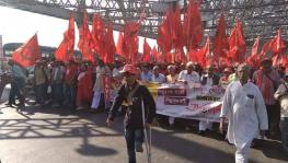 Huge Farmers, Agri Workers' Rally in Kolkata Calls for Unified 'Kisan' Identity