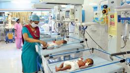 Lack of Infrastructure in Govt Hospital NICU