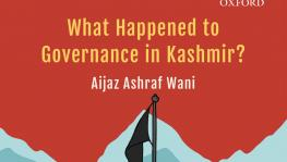 Book cover image of What Happened to Governance in Kashmir by Aijaz Ashraf Wani