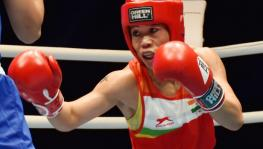 MC Mary Kom enters semifinals at the AIBA World Women´s Boxing Championships