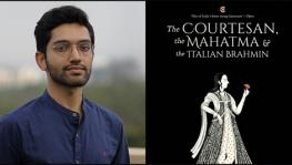 Manu S Pillai about his recently published book, The Courtesan, the Mahatma and the Italian Brahmin
