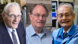 Chemistry Nobel Prize Goes to Inventors
