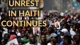 Unrest in Haiti