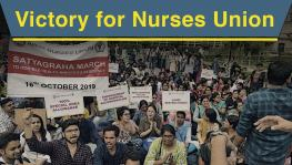 Victory for Nurses Union