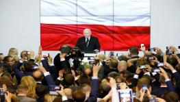 The conservative Law and Justice Party's (PiS) has run an ultra-nationalist, homophobic, anti-communist and anti-Russian campaign in the run-up for the Polish parliamentary elections.