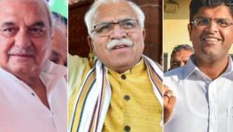 Haryana Polls: BJP, Congress locked in Tough Fight, JJP May be Kingmaker