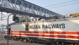 Indian Railways Crawls on Slow Lane Amid Economic Slump