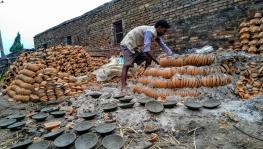 Traditional potters in Bihar's West Champaran are struggling to survive.