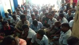 On 86th Day of Indefinite Strike, Motherson Workers Gheraoed Labour Department